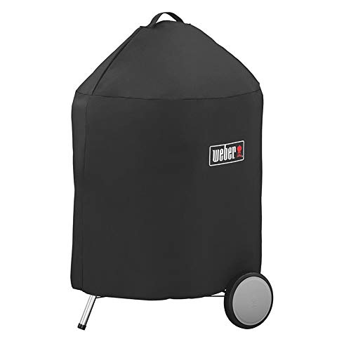 Weber 7150 Grill Cover for Weber Premium Charcoal Grill, 22-inch (35 X 27 X 25 inches)
