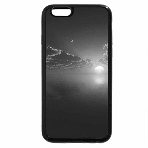 iPhone 6S Plus Case, iPhone 6 Plus Case (Black & White) - Landmark