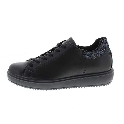Taglia 8770 Sneaker amp; 35 000 Igi Co Nero OqTxxfn