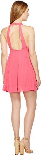 Womens High Bailey Pink Akeema Neck Dress Brigitte qZ5t1wxUZ