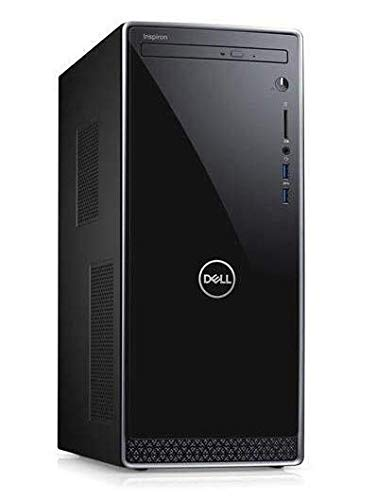 (Latest_Dell Inspiron 3000 3670 Desktop Computer - Intel Core i5 (8th Gen) i5-8400 Processor - 8 GB DDR4 SDRAM - 1 TB HDD - Bluetooth - WiFi- DVD- HDMI- Windows 10 Ho)