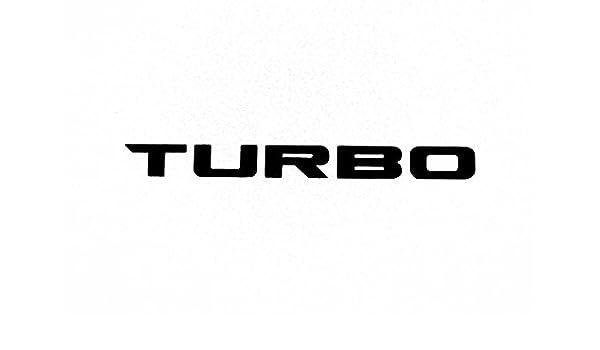 Amazon.com: [ST#293] ZForce 2x BLACK Turbo for 16 2016 + Honda Civic Car Decal Vinyl Sticker Canada: Automotive