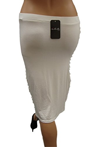 holidaysuitcase Damen Damen creme RARA Kleid/ Rock Your choose Größe ...