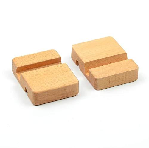 Storage Holders Racks - Universal Beech Wood Phone Holder Mini Portable Pocket Stand Dock Table Pc Cradle Sn2146 - Shelf Outdoor Phone Swing 4s Portable Nest Wooden Pc Rack ()