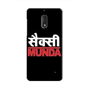 Cover It Up - Sexy Munda Nokia 6 Hard Case