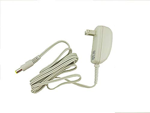 Fisher Price Replacement Cradle Swing - AC Adaptor Power Cord Plug / Battery Box , BEIGE - Parts Replacement Price Fisher