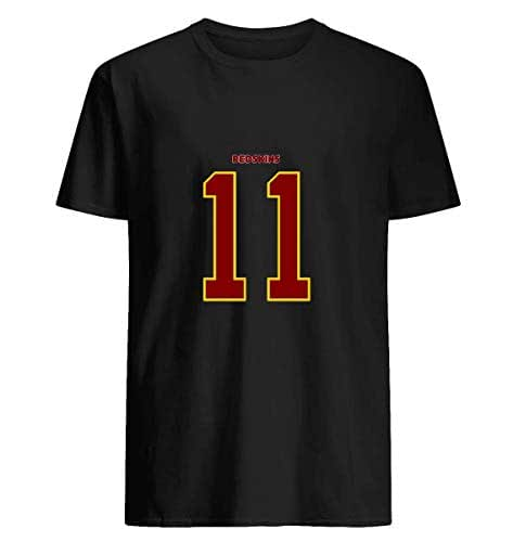 finest selection 68443 e8faf Amazon.com: Alex Smith Washington Redskins T shirt Hoodie ...