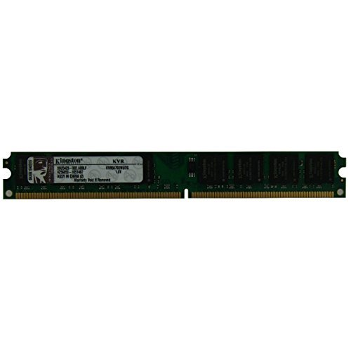 Kingston KVR667D2N5/2G 2GB DDR2 667mhz PC2-5300 Non-ECC CL5 240-Pin -