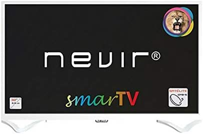 TV LED 32 Nevir NVR-8050-32RD2S HD Ready Smart TV Blanco: Amazon.es: Electrónica