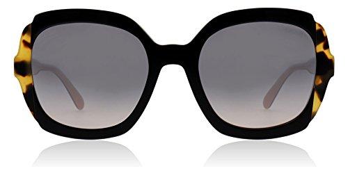 Prada Sunglasses Round - Prada Women's Round Sunglasses, Black Pink/Grey,