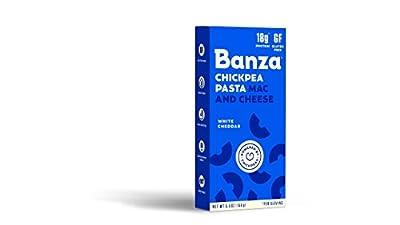 Banza Chickpea Pasta Mac & Cheese