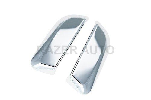 (Razer Auto Rear Vertical 2 Door Handle Cover for 2005-2012 Nissan Pathfinder/2005-2012 Nissan Armada/2004-2010 Infiniti QX56)