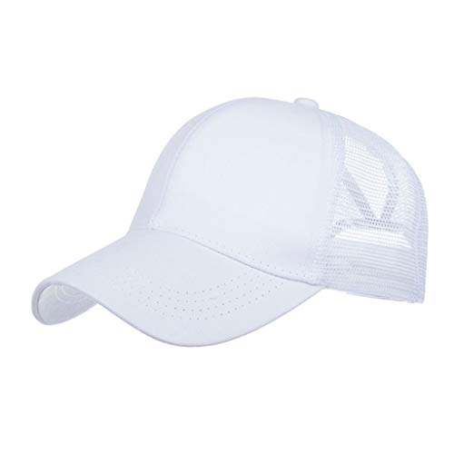 Ufc Embroidered Beanie - hositor Hat for Men, Womens Mans Cotton Embroidered Unisex Baseball Caps Adjustable White