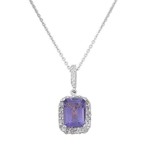 1.70 Ct Emerald Cut Diamond - 4