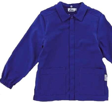 Siggi - Bata de guardería, para niño, color azul aciano
