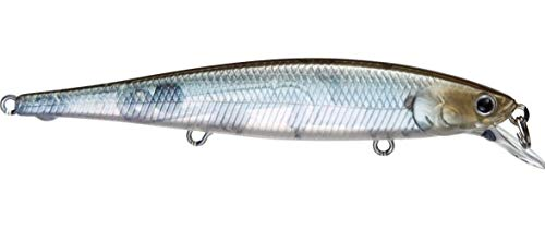 Lucky Craft FPT115-238GMN Flash Pointer 115 Ghost Minnow, 9/16 oz ()