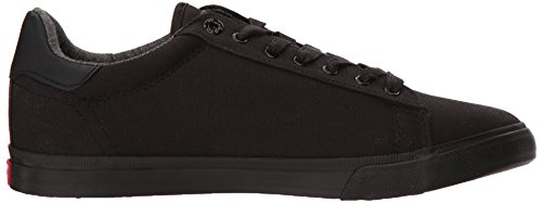 Levis Mens Lodi Ct Cvs Sneaker Black / Mono