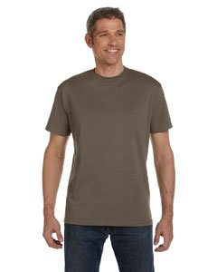 - econscious 5.5 oz. 100% Organic Cotton Classic Short-Sleeve T-Shirt (EC1000) Meteorite, 3XL