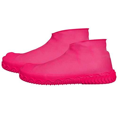 CCFAMILY S/M/L Reusable Rain Gear Boots Snow Shoe Covers Waterproof Shoes Overshoes