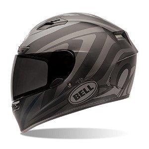 Bell Qualifier DLX Impulse Matte Black Full Face Helmet - Medium by Bell (Image #1)