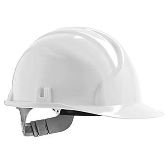 JSP AHC110-000-100 Mk3 - Casco de seguridad con trinquete, color blanco: Amazon.es: Amazon.es