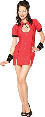 Bell Hop Bettie Adult Costume Size XL (2)