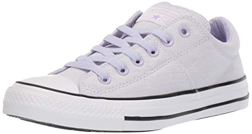 (Converse Women's Chuck Taylor All Star Varsity Madison Low Top Sneaker, Oxygen Purple/White/Black 5.5 M US)