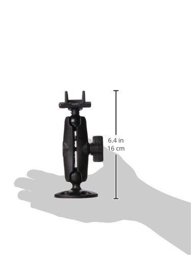RAM Mounts 1 Ball Marine Electronic Light Use Composite Mount for Lowrance Elite-4 and Mark-4 Series Fishfinders RAP-B-101U-LO11