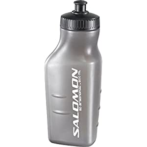 Salomon 3D Ergonomic 600 ml | Botella Hidratación Rígida