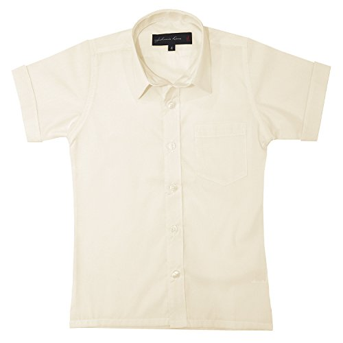 boys-short-sleeves-solid-dress-shirt-jl44-8-ivory