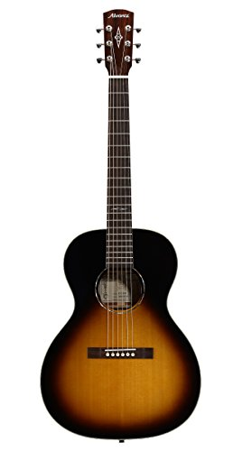 Alvarez Delta00E/TSB Jazz & Blues Series Guitar
