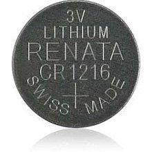 Enercell CR1216 3V/25mAh Lithium Coin Cell Battery