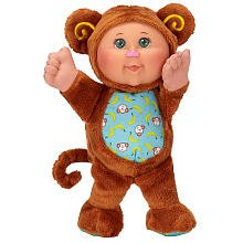 [Cabbage Patch Cuties Monkey] (Cabbage Head Costume)