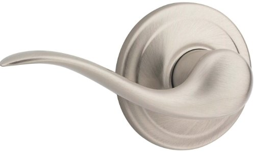 Right Hand Tustin Interior Dummy Handleset Trim Satin Nickel Finish (Hand Tustin Lever)