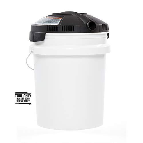 CRAFTSMAN CMXEVBE17678 Wet Dry Vac Powerhead, 1.75 Peak HP Bucket Head Vacuum