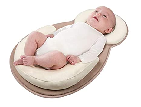 0-12 Months Baby Positioner Pillow Prevent Flat Head Infant Positioners Infant Sleep Positioner With New Design 2019 Head Baby Sleep Positioner Baby Infant Crib Sleep Positioner