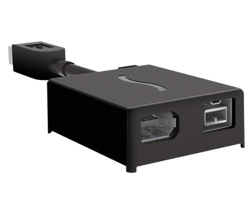 Sonnet FHB-8284 Yin Yang FireWire 800 auf 800/400 Mini Hub