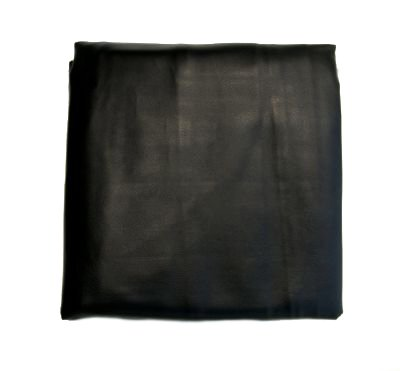 7-Foot Heavy Duty Pool Table Billiard Cover, Black ()