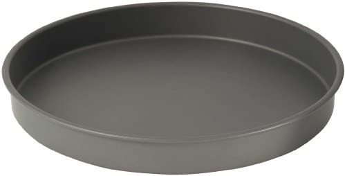 WINCO HAC-162 Round Cake Pan, 16-Inch, Hard Anodized Aluminum