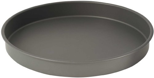 WINCO HAC-162 Round Cake Pan, 16-Inch, Hard Anodized (Best Winco Pizza Pans)
