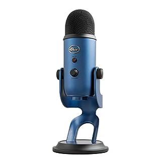Blue Microphones Yeti USB Microphone - Midnight Blue (B01LY6Z2M6) | Amazon price tracker / tracking, Amazon price history charts, Amazon price watches, Amazon price drop alerts