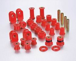 Energy Suspension 4.18116R HYPER-FLEX SYSTEM Complete Master Bushing Set by Energy Suspension (Image #1)