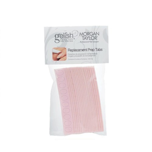 Harmony Gelish - Replacement Prep Tabs - 200 Tabs