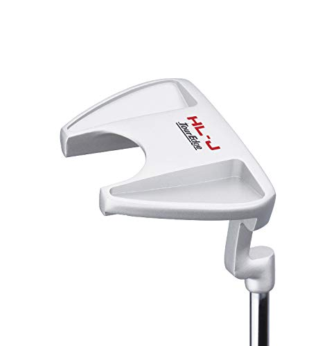 Tour Edge HL-J Junior Complete Golf Set with Bag (Right Hand, Graphite, 1 Putter, 3 Irons, 1 Hybrid, 1 Fairway, 1 Driver 9-12) Red by Tour Edge (Image #7)