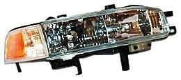 TYC 20-1720-00 Honda Accord Passenger Side Headlight Assembly ()