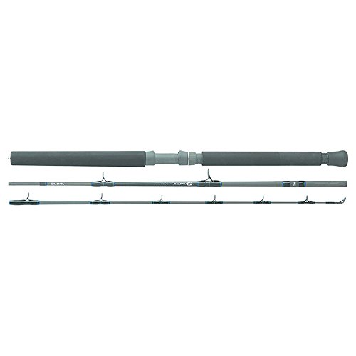 (Daiwa SAG703MR-TR Saltiga G Boat Rod Conventional Travel Rod (3 Piece), 7'0