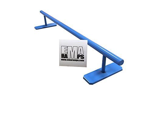 EMA Ramps Fingerboard Round Rail