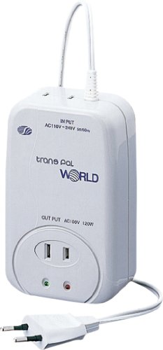 SWALLOW Electric transformer for overseas (120VA) WORLD-120