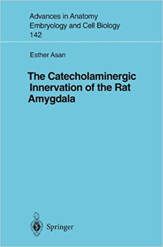 The Catecholaminergic Innervation of the Rat Amygdala (Advances in Anatomy, Embryology and Cell Biology)