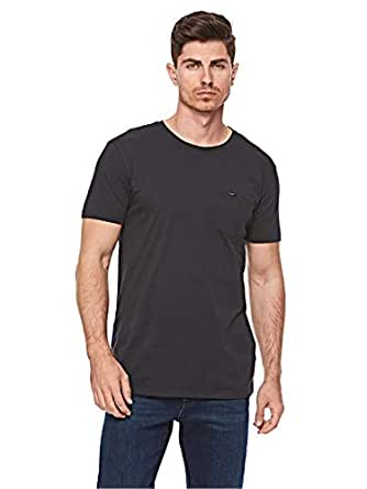 Lee T-Shirts For Men, Grey, S 5400806355062-GRY